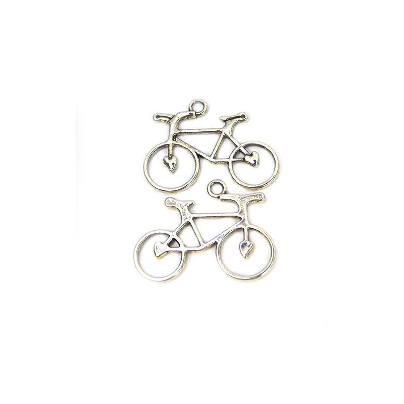 Підвіска Велосипед, 23х31мм, металева
