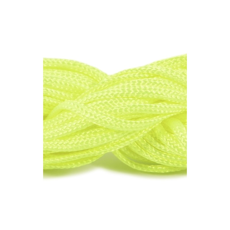 Шнур нейлоновий, світло-жовтий, 2мм, ціна за 1метр